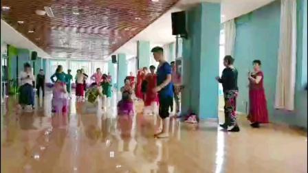 沈阳小白老师古典舞身韵舞蹈【步步生莲】