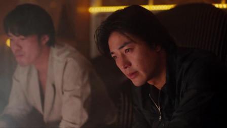 被抢的人又不是你,我陈浩南当然火气很大