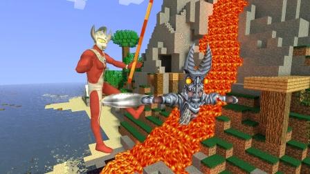 泰罗奥特曼把怪兽放在岩浆里是要烫死它吗?