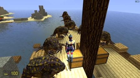 欧布奥特曼的轮船上来了蛤蟆,要怎么办啊?