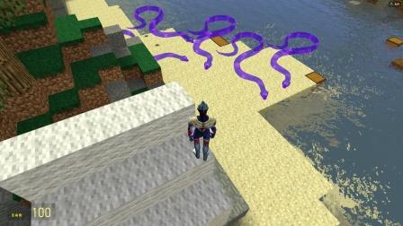 欧布奥特曼发现了紫色的怪兽,它们是谁啊?