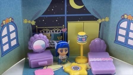 巴啦啦小魔仙魔法星星卧室盲盒