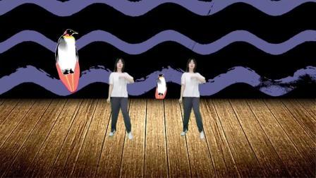 《失控》简单好学广场舞,每天早晚半小时增加身体抵抗力