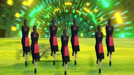 优美32步广场舞《美 美哒》旋律优美,令人陶醉附教学