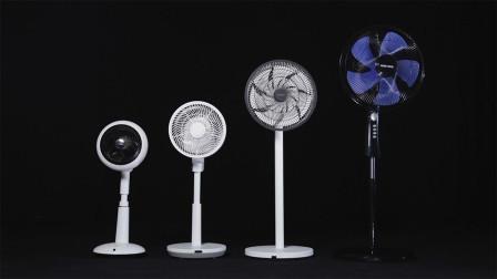空气循环扇是智商税?四款风扇横评告诉你答案