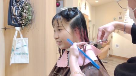 """很经典的""""固体形""""短发,显小不挑人,越来越多妹子选择这样剪"""