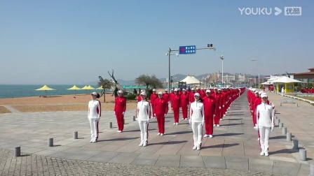 中国北体大推广第五套第五节摆胯运动