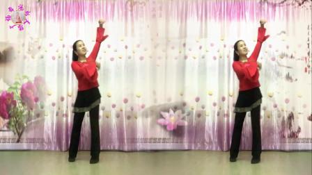 广场舞《来生在续缘》原创32步