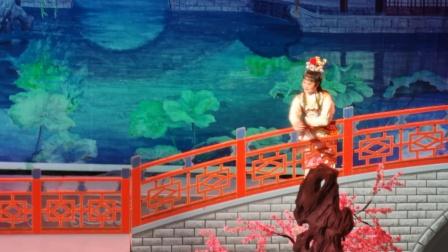 杭州越剧三团《红楼梦》喂鱼,扑蝶,读西厢-徐派小生张爱娟2021.05.08龙山剧院