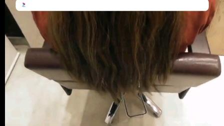 喜欢这样的发型么?