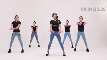 郑多燕快乐锻炼- 哑铃锻炼(肩臂)