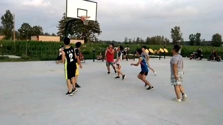 济源打压井的也喜欢打篮球