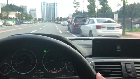 1分钟学会侧方位停车,新手司机很管用,驾校没教的停车技巧