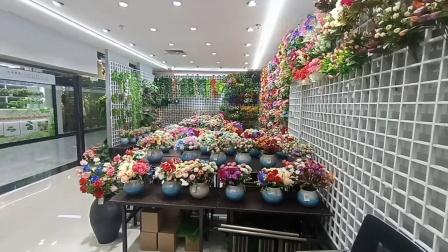 义乌国际商贸城一区东扩个4楼了3街|1单元104037店铺,喜达花艺,仿真花,水草,盆景,绿植等系列,来样定做,