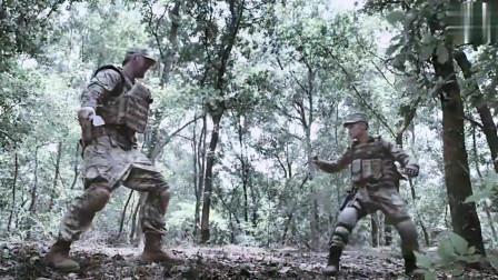 《战狼》1米5小个子单挑2米硬汉,据说他是真正的特种兵!