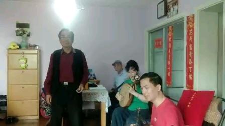 方培林家庭京剧票房《逍遥津选段》演唱:张鹤万.21.5.21.