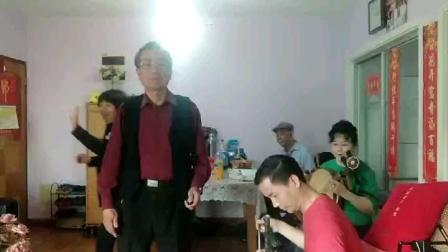 方培林家庭京剧票房《卧龙吊孝选段》演唱:張鹤万.21.5.21.