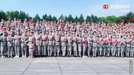 5·20中国,毛主席铜像广场真实发生的一幕幕,场面震撼!