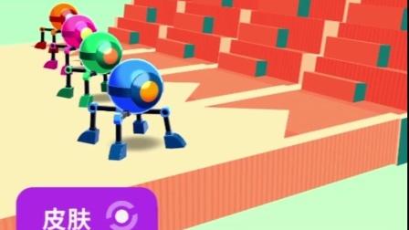 趣味小游戏:小机器人难缠至极