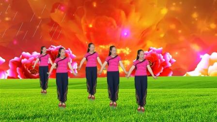 火爆广场舞《妹妹比花俏》动感欢快32步,醉人的旋律