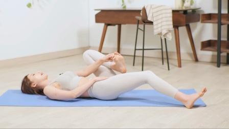 分娩后如何强韧盆底肌?瑜伽黄老师这样练习