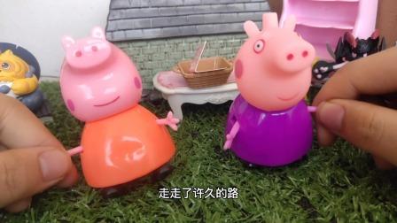 少儿益智小故事:小猪佩奇讲猪八戒吃西瓜
