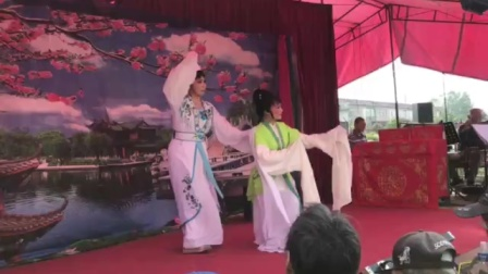 扬剧《恩仇记》选段((二)扬子江王俊扬剧团演出蝴蝶女士录像