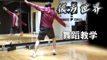 【南舞团】R1SE新曲《彼方世界》保姆级舞蹈教学(上)