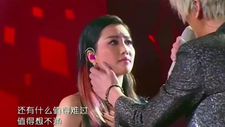 苏见信与黄丽玲合唱《狂风里拥抱》