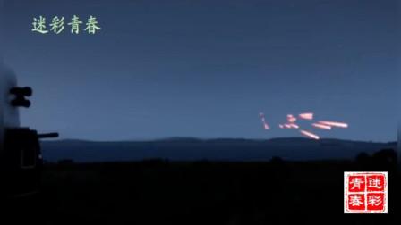 场面十分残酷!两架F-22与地面发生激战,导弹就在身旁炸响