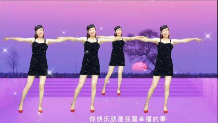新情歌广场舞《不离不弃一辈子》男女深情对唱,太甜了