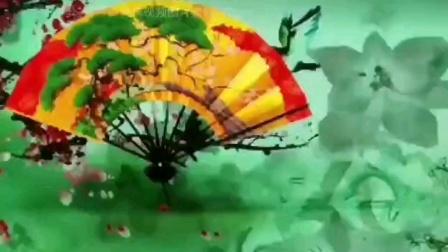 ∫京剧:(太真外传:听宫娥在殿上一声启请)演唱:邓昭芬,制作:鄢来彪。