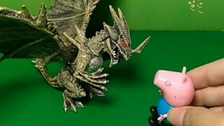 少儿玩具:乔治的小恐龙会飞了!