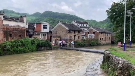 藏在湖南大山里的古村落,历经八个朝代111个皇帝,犹如世外桃源