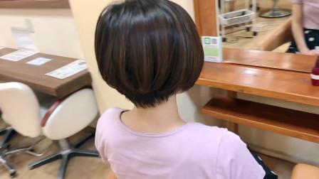 """不烫不染显高又时尚的""""鲍勃头""""短发,越来越多妹子喜欢这样剪"""