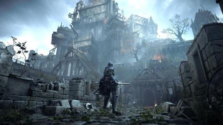 PS5独占游戏《恶魔之魂重制版》娱乐流程P17-本流程最后一次纯白纯黑事件