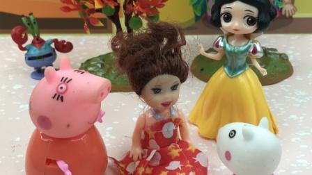 大家看见洋娃娃都说漂亮!