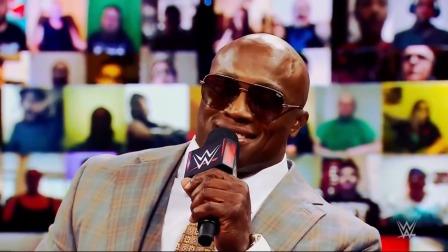 WWE RAW1461期回放:女双冠军重战赛雷金纳现身 里德尔单挑伍兹