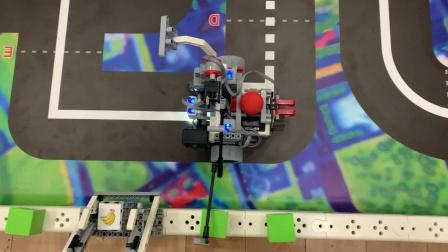 2021科协RIC机器人创新挑战赛两光单电机方案1