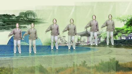 热门DJ广场舞《结婚吧好不好》,歌曲经典,舞步动感,好听好看