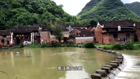 比凤凰古城更值得去,湖南最美瑶族古村落,梦里水乡犹如世外桃源