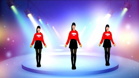 热门广场舞《小花》音乐好听, 舞蹈优美, 简单时尚, 好看极了!
