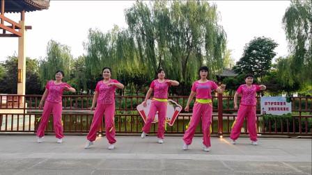 精选广场舞《酒醉的蝴蝶》每天5分钟锻炼全身增强免疫力 !