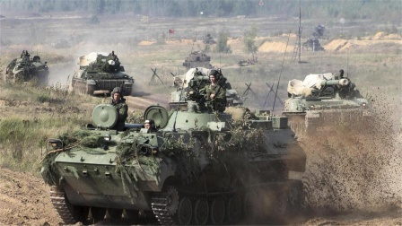 """经济不如广东,军事实力却""""盖过""""了中国,俄罗斯有啥过人之处"""
