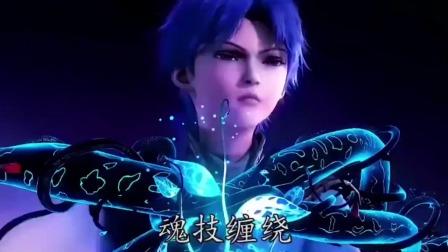 《斗罗大陆》:只有斗罗粉猜得到唐三蓝银皇第十魂环魂技是什么