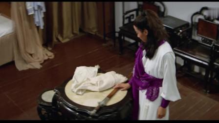 生死决:日本小伙询问步青云取出,看到美女表情明白了