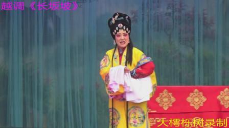 越调《长坂坡》选段:往前踊,不见四弟赵子龙