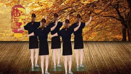DJ版《百分百爱恋》,时尚广场舞看不腻,音乐动听