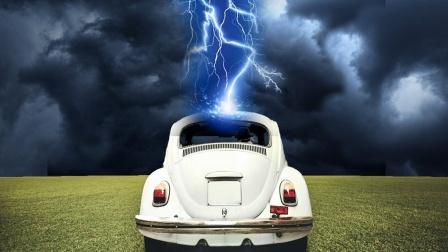 你的车不会被闪电击中吗?科普一下:多数人至今仍然相信的谣言!