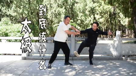 郑曼青前辈:拳架为学练设计,太极想实战究竟要练什么?